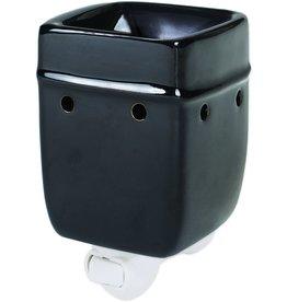 Elanze Designs Ceramic Plug-In Warmer - Black