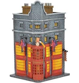 Department 56 Weasley's Wizarding Wheezes