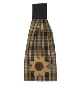 Park Designs Hand Towel - Sunflower In Bloom