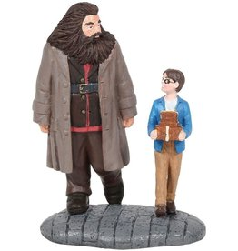 Department 56 Harry and Hagrid