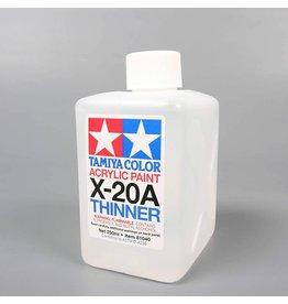 Tamiya Acrylic Paint Thinner X-20A 250ml