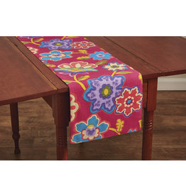 """Park Designs 54"""" Table Runner - Patio Party"""