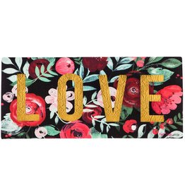 Evergreen Sassafras Switch Mat - LOVE Floral