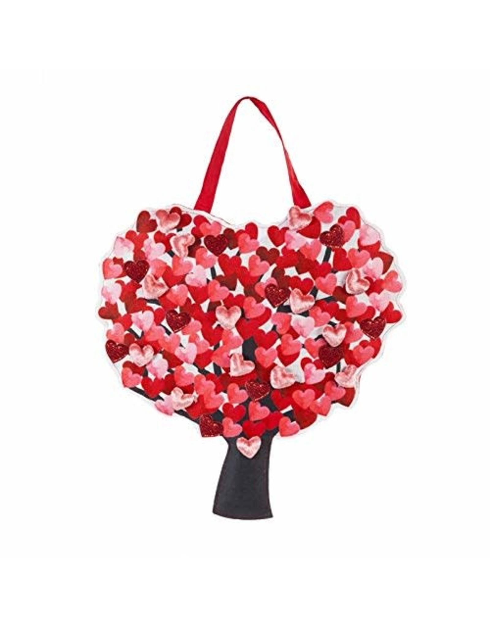 Evergreen Door Décor Love Tree