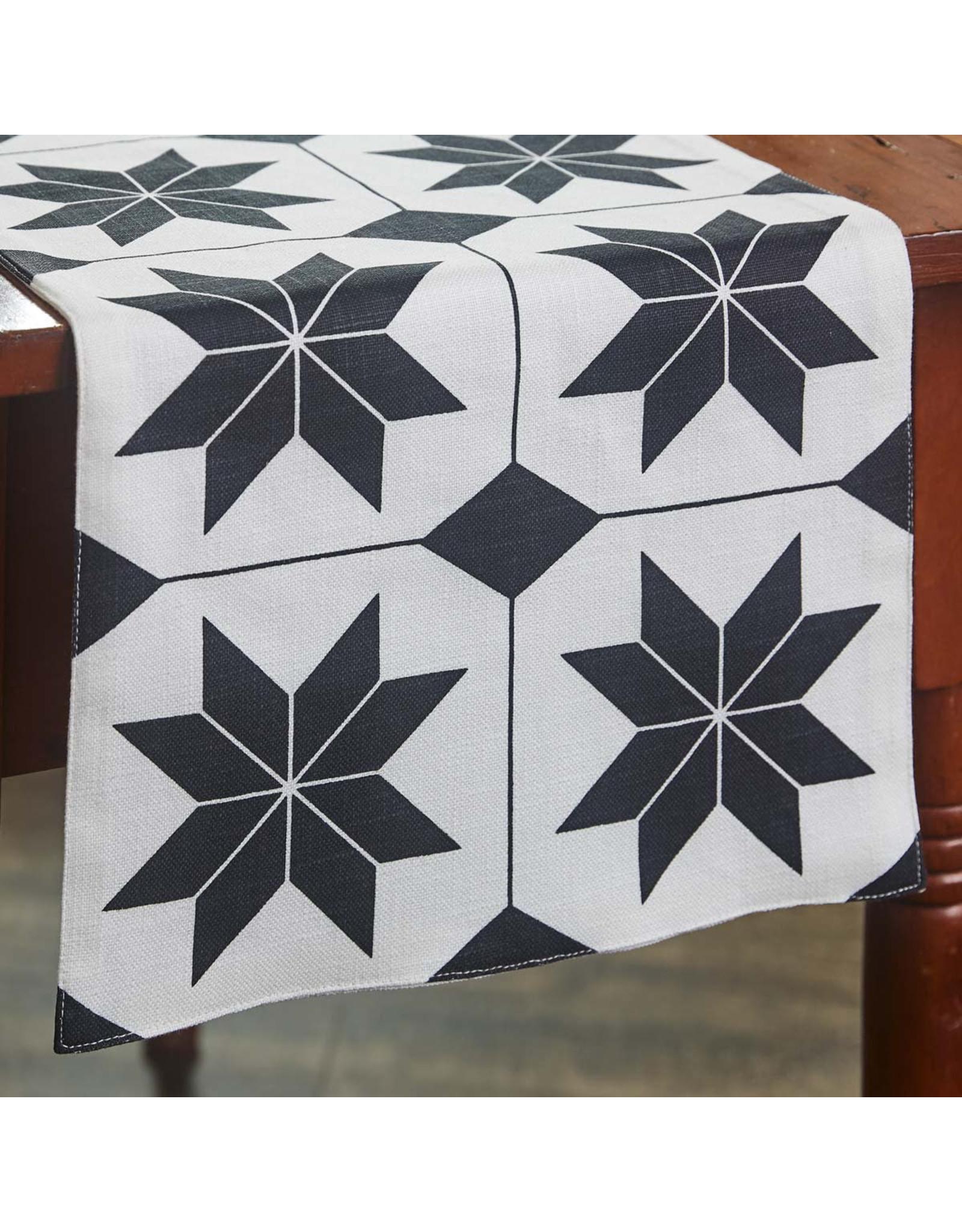"Park Designs Quilt Table Runner 13"" x 36"""
