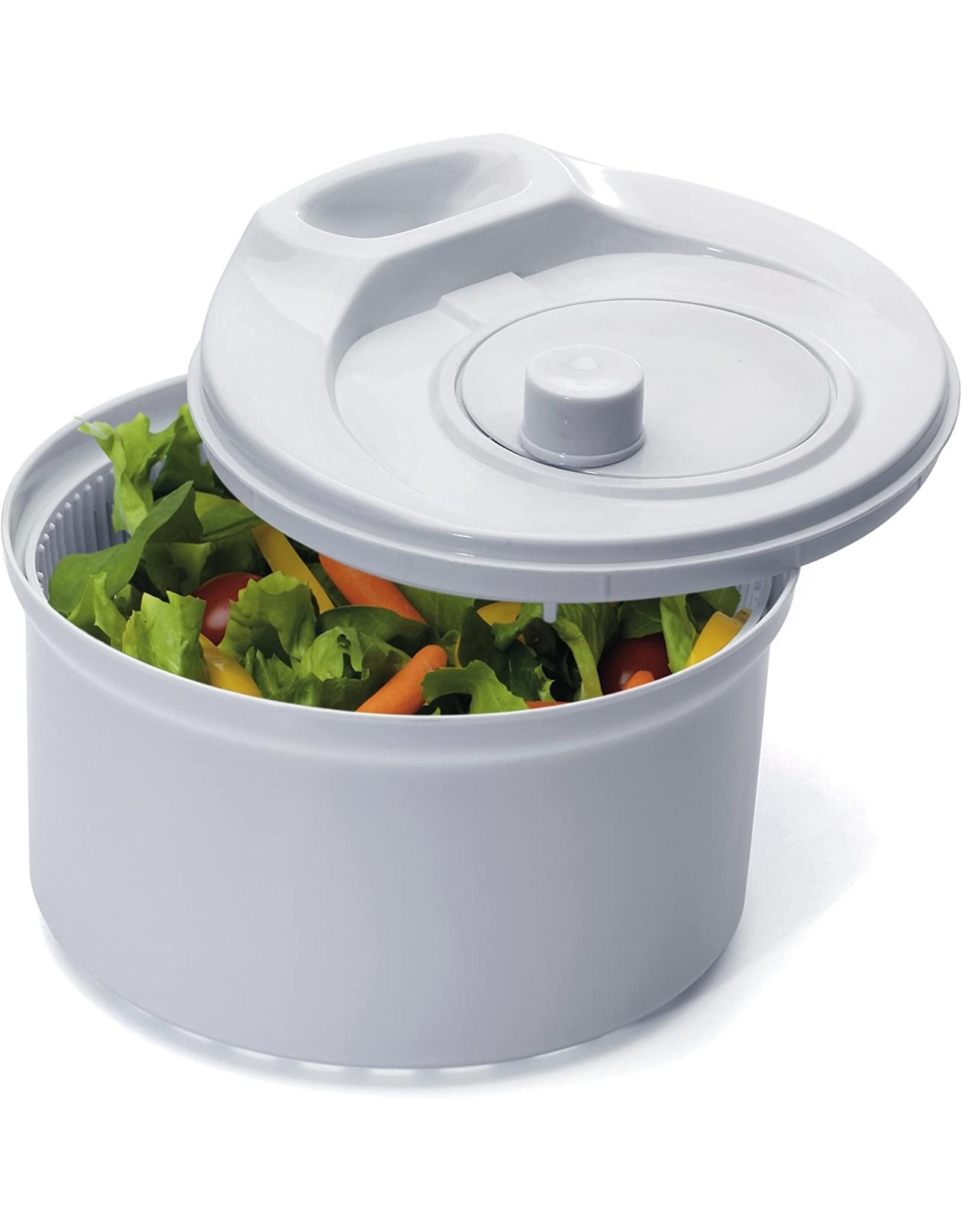 Progressive International Corp. Flow Through Salad Spinner