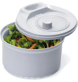 Progressive International Corp. Flow Through Salad Spinner