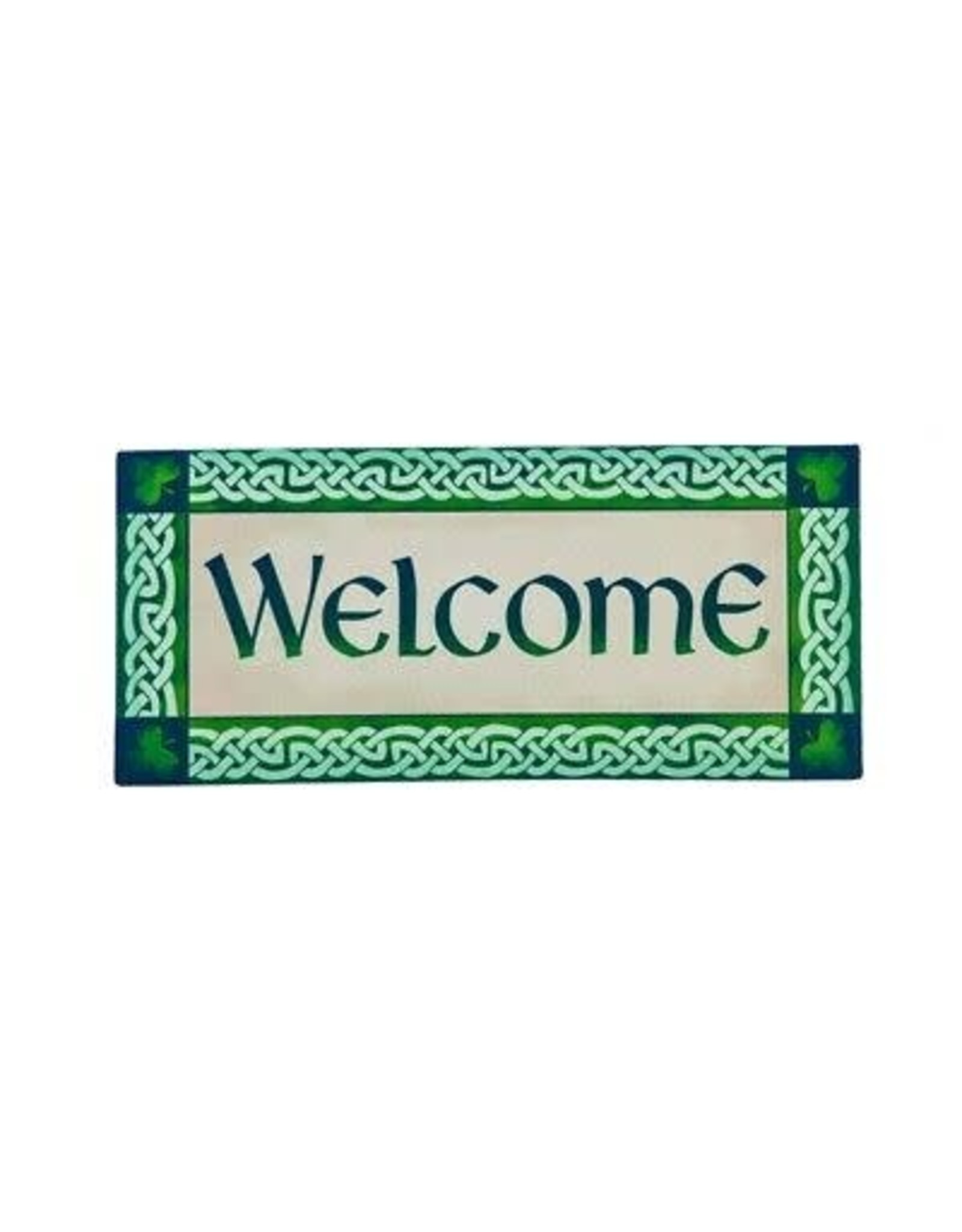 Sassafras Switch Mat Irish Welcome