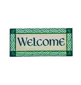 Sassafras Switch Mat Irish Welcome