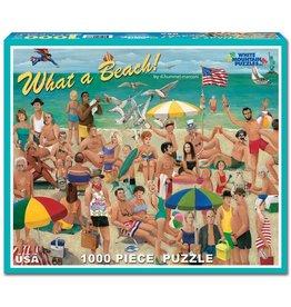 White Mountain What A Beach! 1000 pc Puzzle