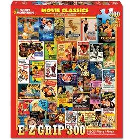 White Mountain Movie Classics 300 pc Puzzle
