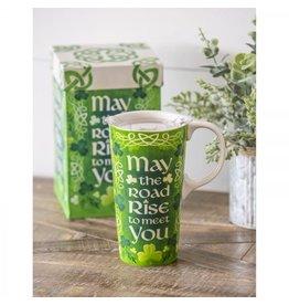 Evergreen Celtic Memories Ceramic Travel Cup