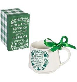 Evergreen Celtic Memories 12oz Ceramic Cup