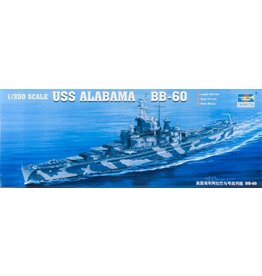 Trumpeter USS Alabama BB-60 1/350 Scale