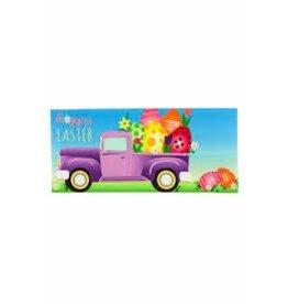 Evergreen Sassafras Insert Purple Truck
