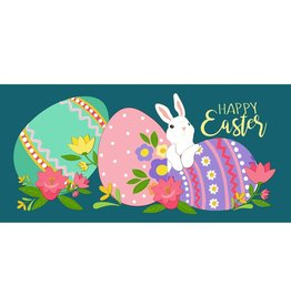 Sassafras Switch Mat Easter Bunny and Eggs