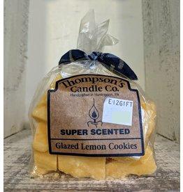 Thompson's Candle Co Glazed Lemon Cookies