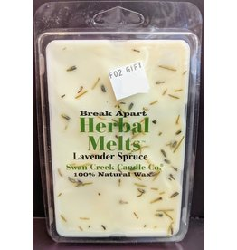 Swan Creek Drizzle Melts Lavender Spruce