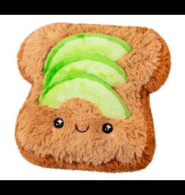 Squishable Snugglemi Snackers Avocado Toast