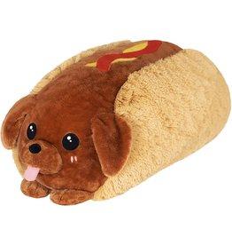 Squishable Snugglemi Snackers Dachshund Hot Dog