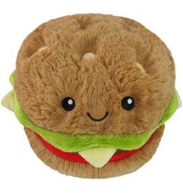Squishable Snugglemi Snackers Hamburger
