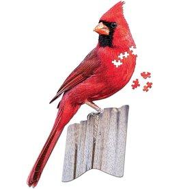 Madd Capp Puzzles I Am Cardinal 300 pc Puzzle