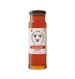 Savannah Bee Company Wildflower Honey 12oz Jar