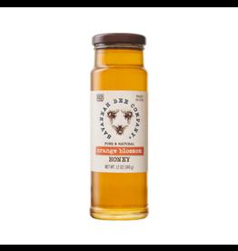 Savannah Bee Company Orange Blossom Honey 12 oz Jar