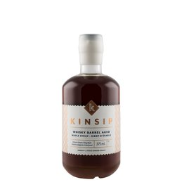 Kinsip Whisky Barrel Aged Maple Syrup