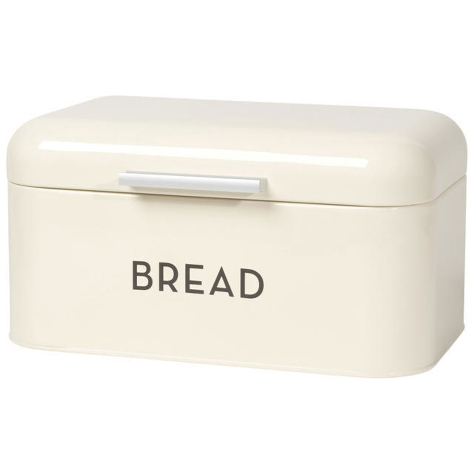 Now Designs Bread Bin Small, Ivory