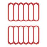 OXO Good Grips OXO Good Grips Silicone Roasting Racks, Set of 2