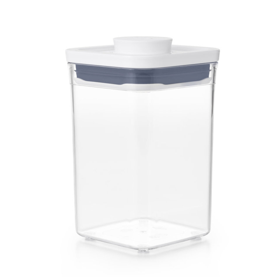 OXO Good Grips OXO Pop 2.0 Small Square Short, 1L