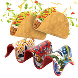Prepara Multi Taco Holder, Red