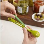 Joseph Joseph Joseph Joseph Scoop & Pick Jar Spoon & Fork