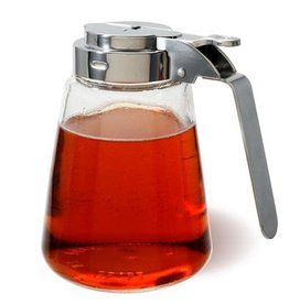 Danesco Glass Syrup Dispenser, 11oz