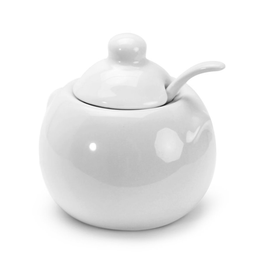 BIA Sugar Pot with Cover