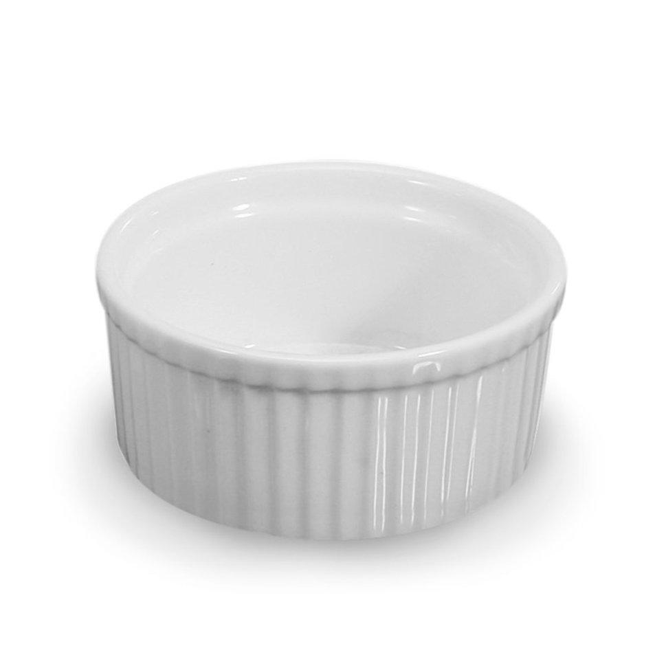 BIA Round Ramekin, 4 oz, White