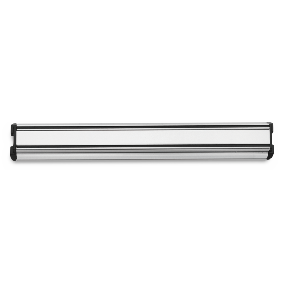 "Wusthof Wusthof Magnetic Knife Holder, Chrome, 12"""