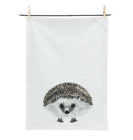 "Abbott Henry Hedgehog Tea Towel 20""x28"""