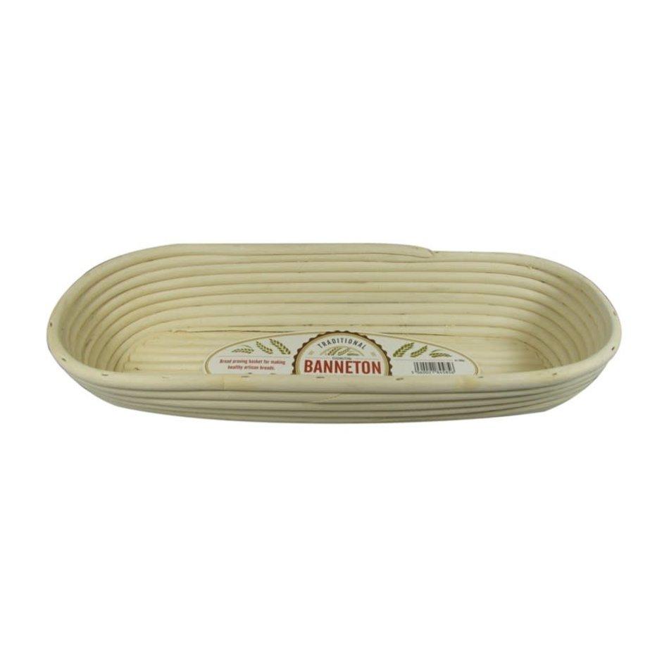 Banneton Banneton Oval 1.5kg Bread Proofing Basket