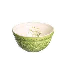 Mason Cash Mason Cash In the Forest Mixing Bowl, 21cm, Green