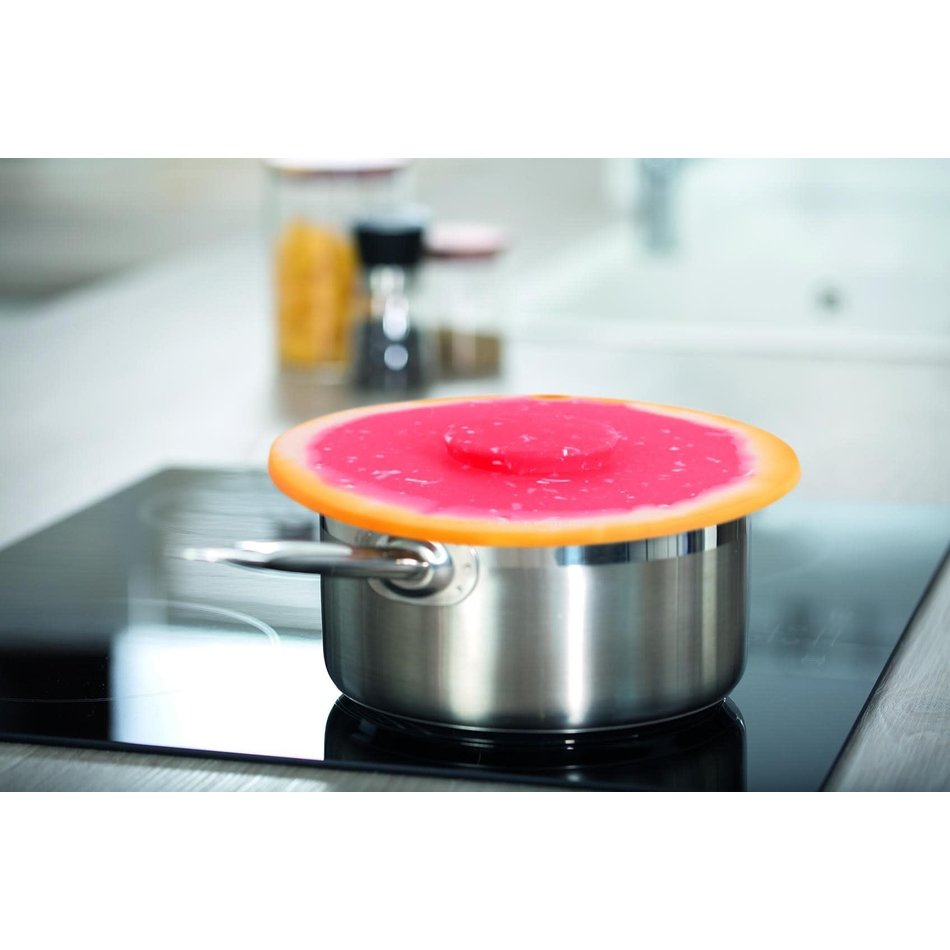 Charles Viancin Charles Viancin Grapefruit Silicone Lid, 20cm