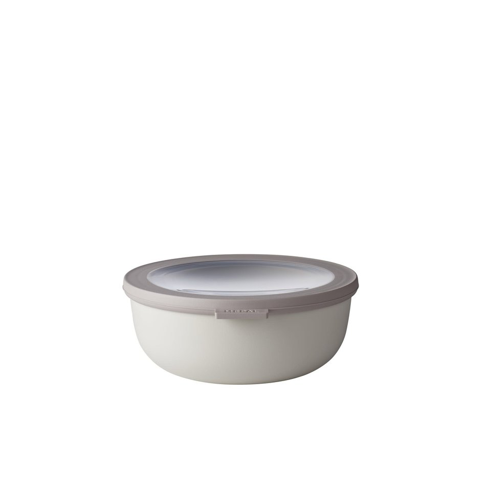 Rosti Rosti Multi Bowl Cirqula, 1.25L, White