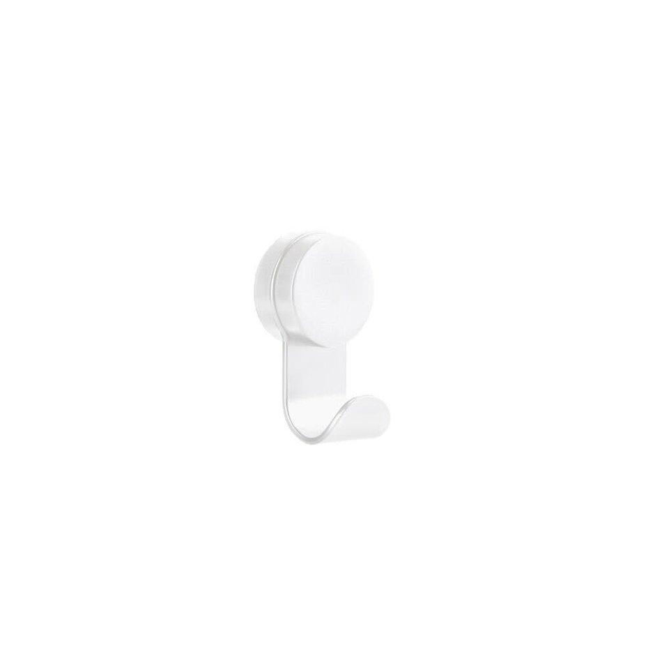 Puck Hook Single White