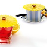 Charles Viancin Charles Viacin Sunflower Drink Covers, Set of 2