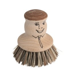 Redecker Redecker Funny Face Pot Brush