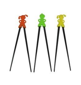 Kitchenbasics Helper Chopsticks, Little Friends
