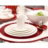 """Red Vanilla Red Vanilla Bone China, Dinner Plate, 10.75"""""""