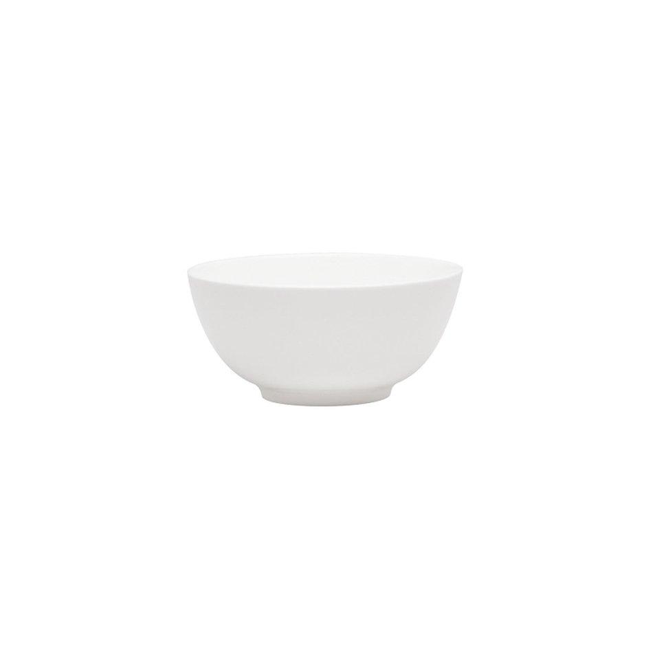 """Red Vanilla Red Vanilla Bone China, Rice Bowl, 4"""""""