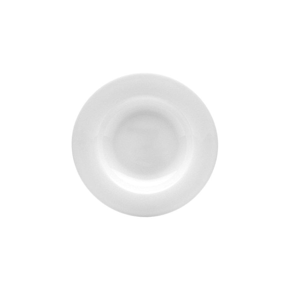 "Red Vanilla Red Vanilla Bone China, Soup Plate, 8.75"""